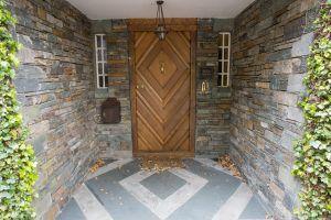 High Moss front door