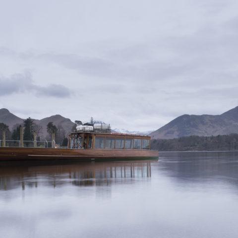 Derwent Water launch