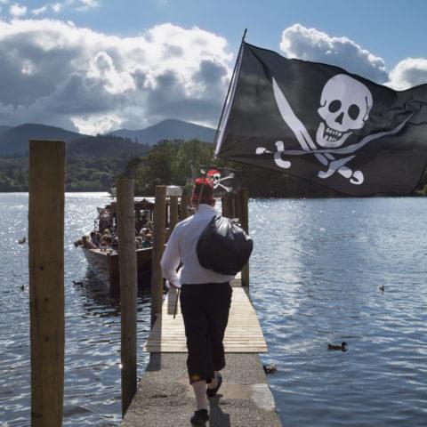 The pirates of Derwent Water