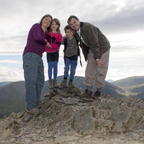 Grisedale Pike summit