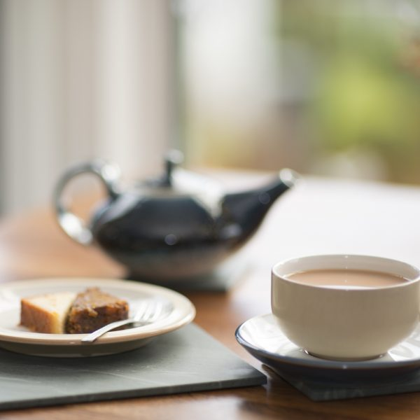Tea & cake at The Mount
